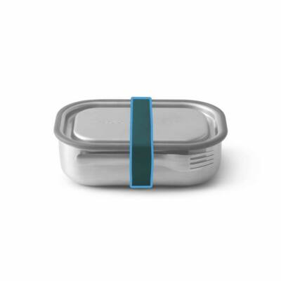 BB Replacement Parts BAM nagy szilikon pánt fém ételhordó dobozhoz óceánkék
