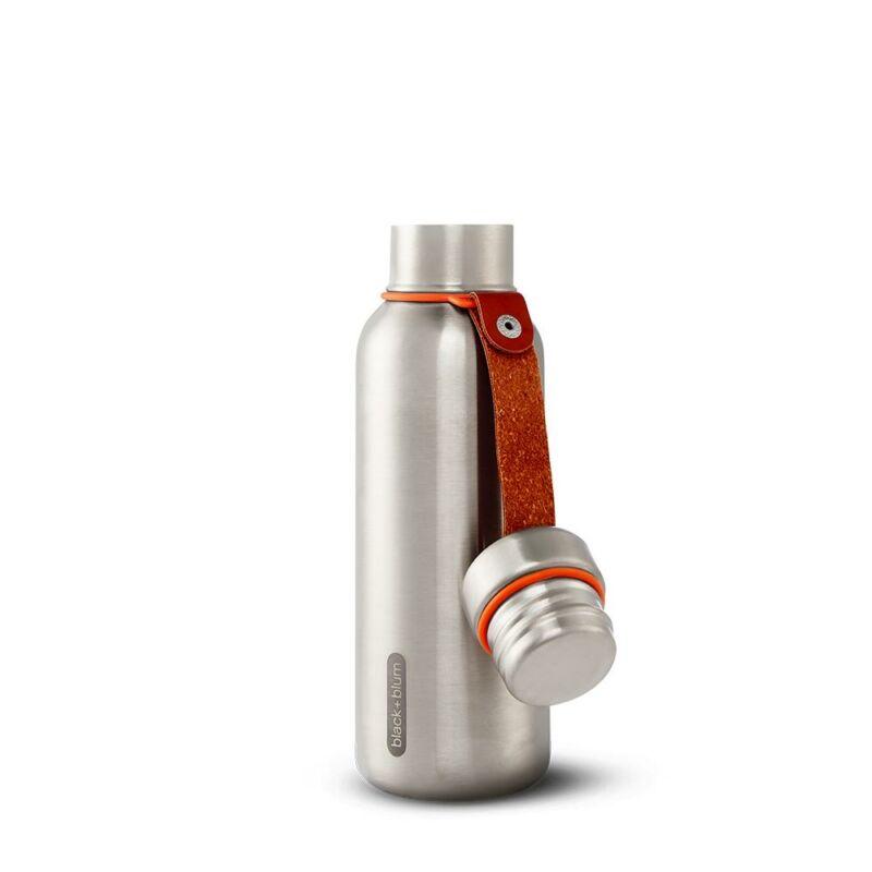 BB BAM dupla falú palack kicsi, narancs
